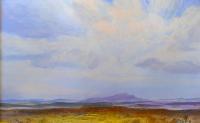 Landscape painting.